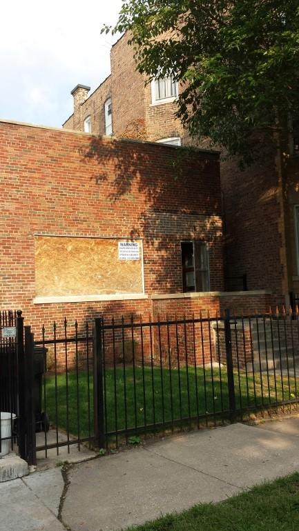 exterior of Drexel turnkey rehab
