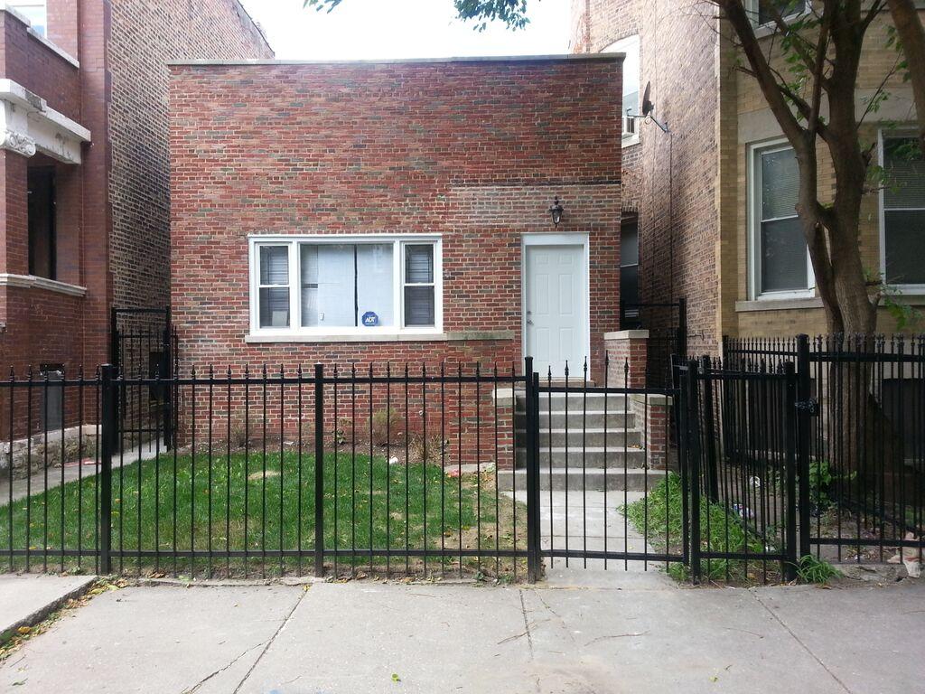 exterior of turnkey rehab property